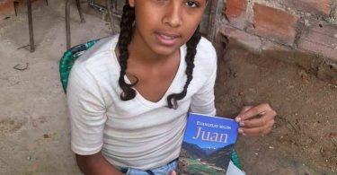 evangelio de juan venezuela