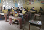 Distribución de la Biblia en Ghana