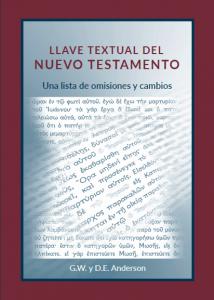 llave textual del nuevo testamento